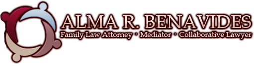 Alma Benavides Family Law Logo