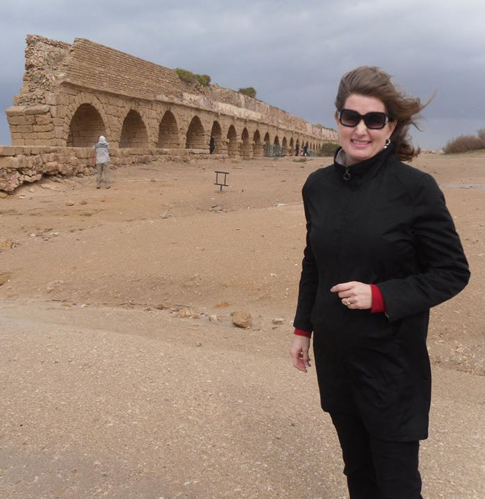 Joyce in the Holy Land