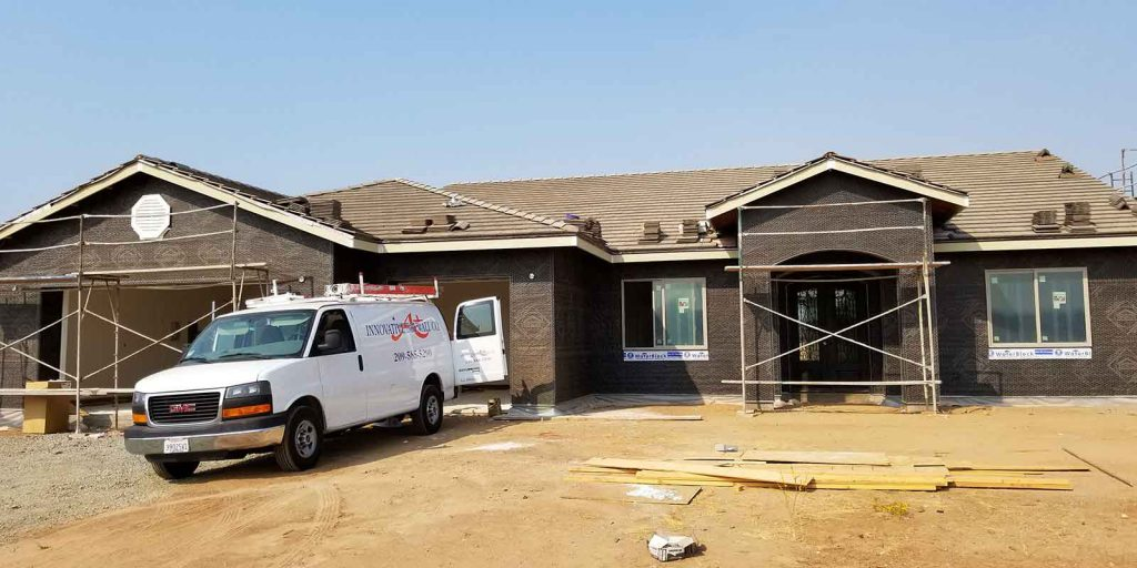residential drywall services