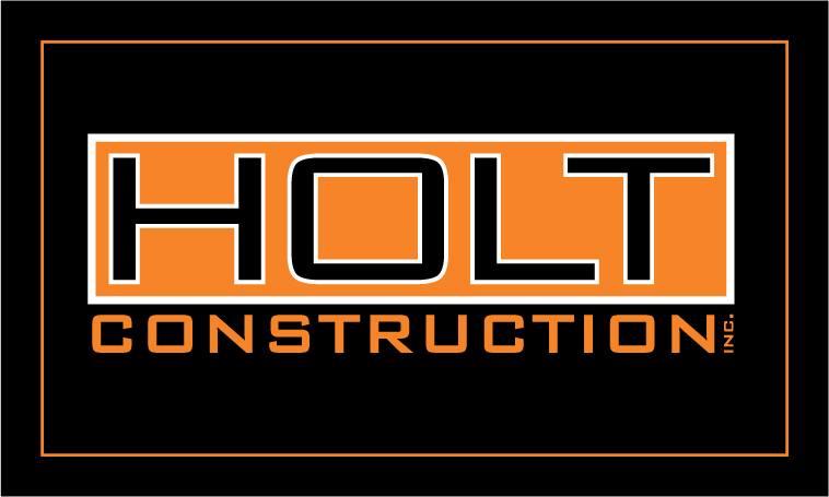 holt construction logo