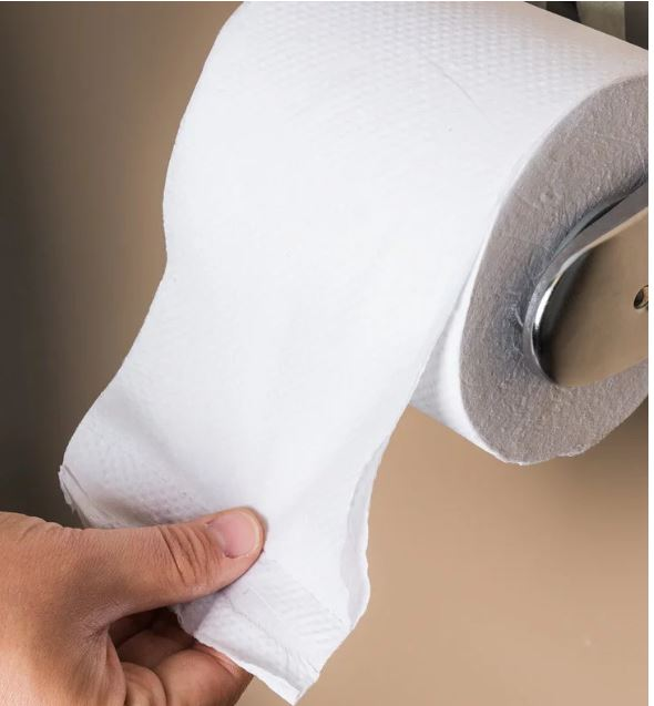 Toilet Paper Lavex Janitorial Individually-Wrapped 2-Ply Standard 500 Sheet Toilet Paper Roll – 96/Case $39.95