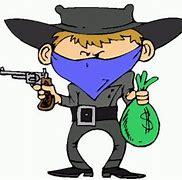 Image result for Bandit People Cartoon