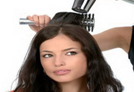 BLOW-DRY STYLING AND ROLLER SETS