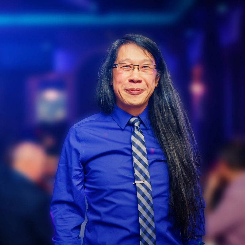Floyd Chan Qixas CEO