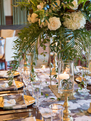 Need Wedding Reception Inspiration? Wait Til You See This!