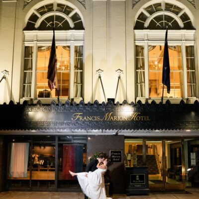 The Francis Marion Hotel: A Historic Charleston Wedding Venue