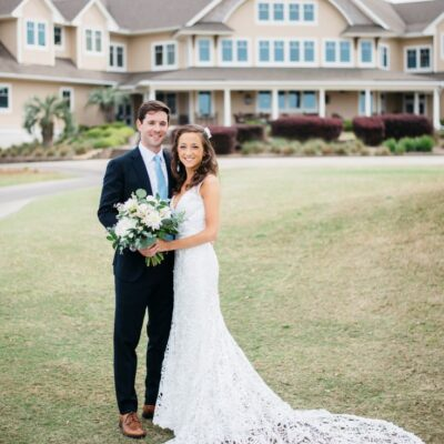 Haley and Jed Have Been Published on Style Me Pretty!
