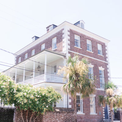 Why You Need an Historic Charleston Home as Your Wedding Venue