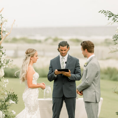 Style Me Pretty Feature – Kiawah Island Ocean Course Wedding