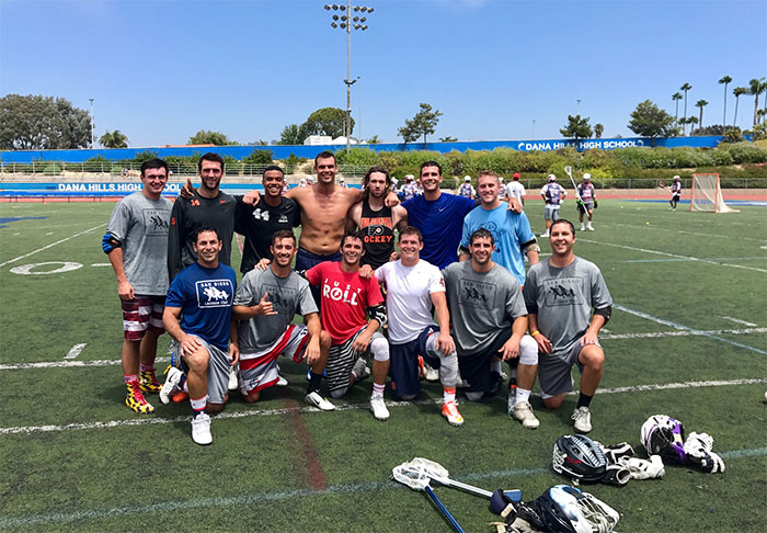 San Diego Lacrosse Club at Shootout for Soldiers