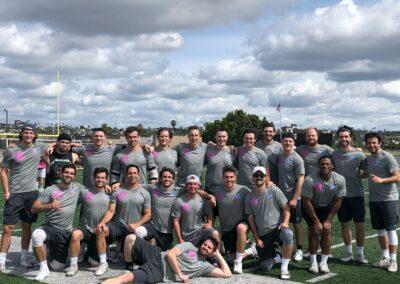 2019 San Diego Lacrosse Club Team