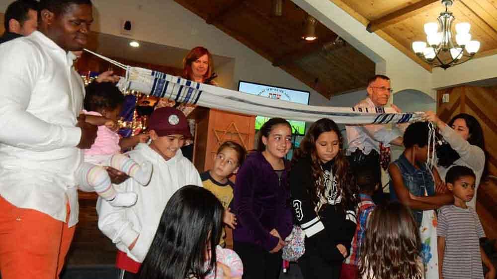 Adat Yeshua Messianic Jewish Congregation Children Ministry
