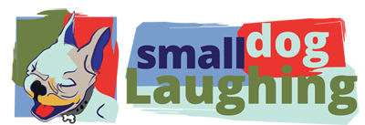 Small Dog Laughing