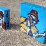 reverend gary davis bull city blues art