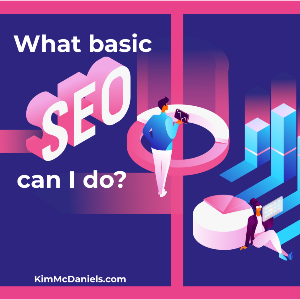 Simple SEO SquareSpace | Kim McDaniels Co.