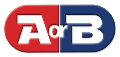 Option A or B Debates Emblem