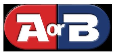 Option A or B Debates Emblem