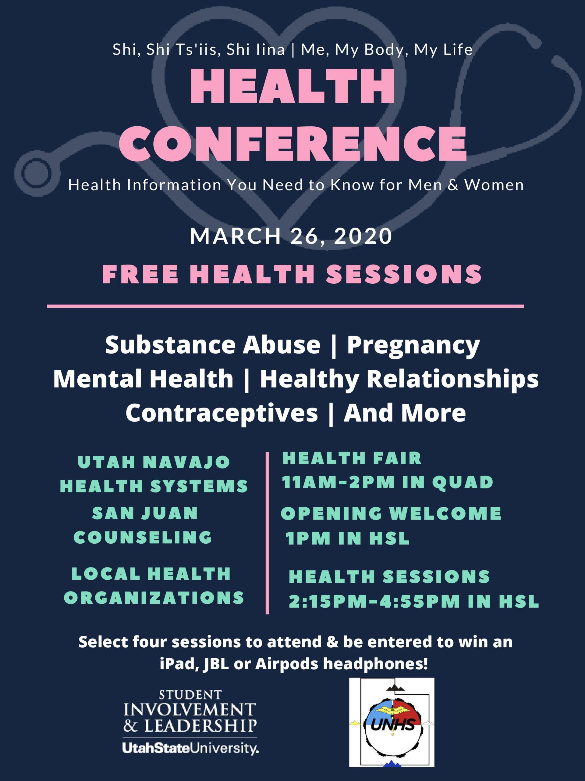Health Conference USU