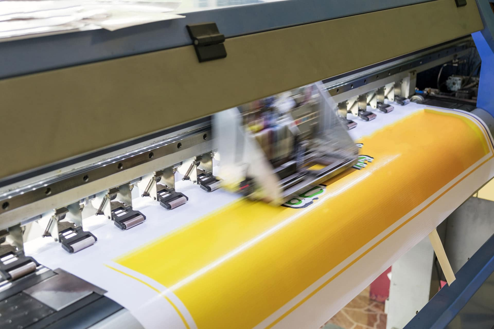 Roll-to-Roll Printers