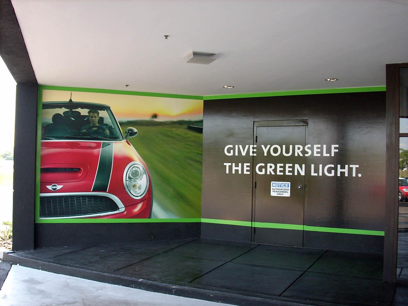 Exterior Dealership Graphics