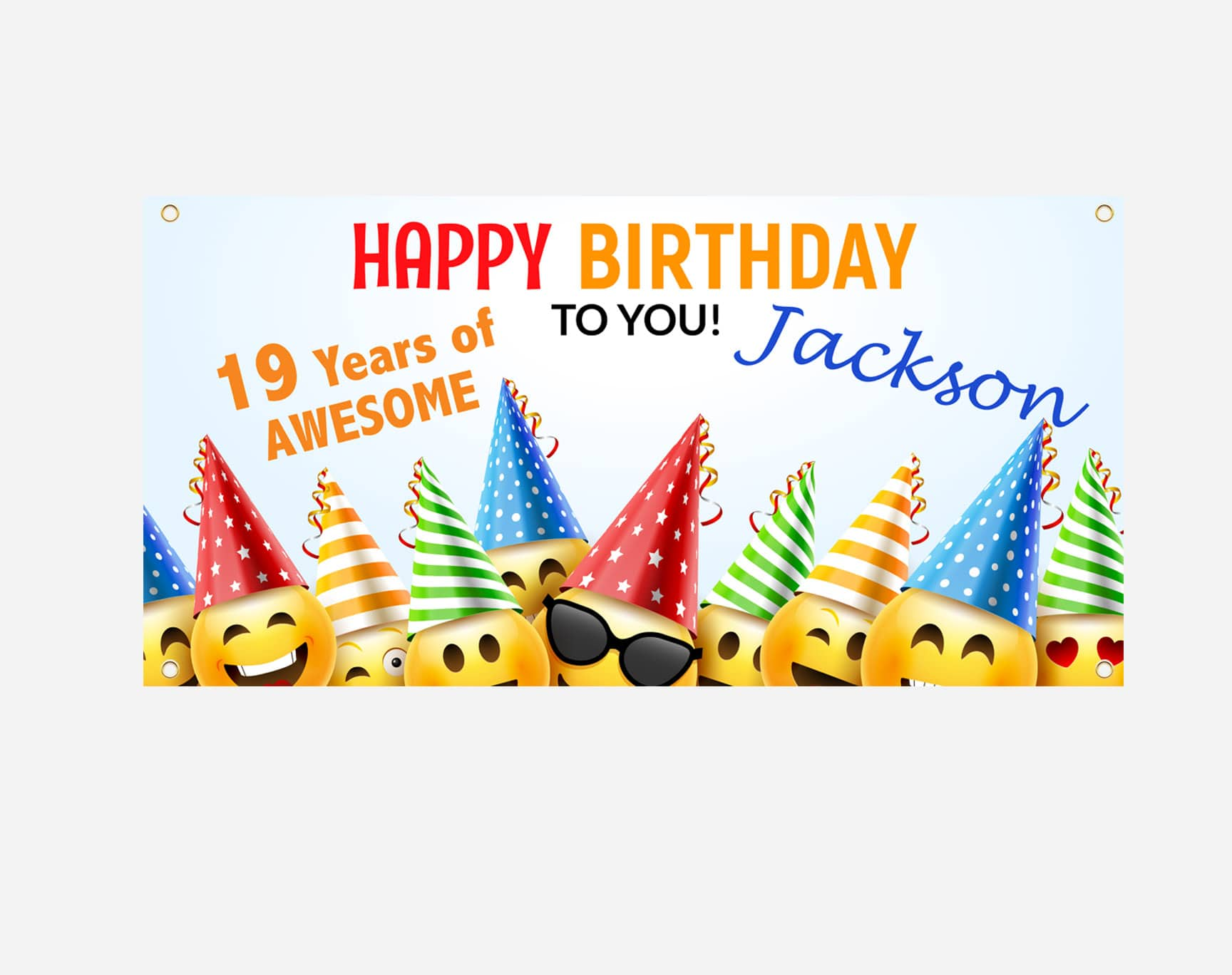 Happy Birthday Banner 4