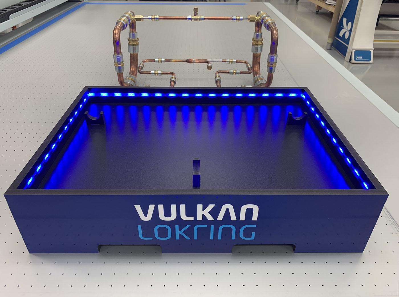 LED Custom Display Sign Shop 1b