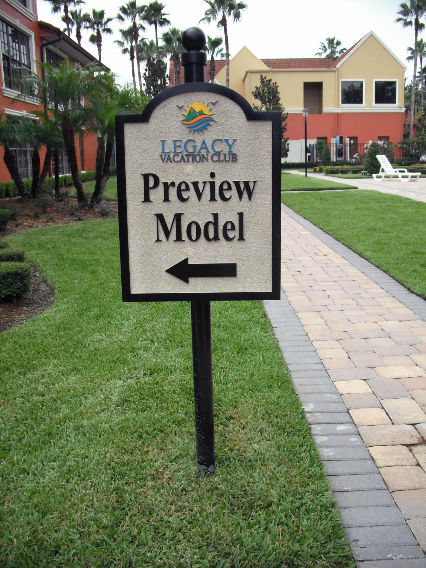 Resort Signs