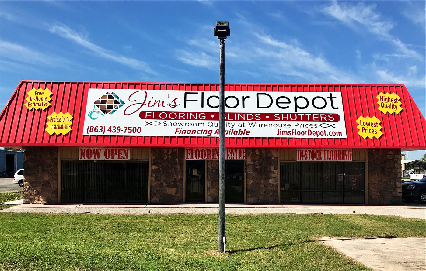 Full Color Signs