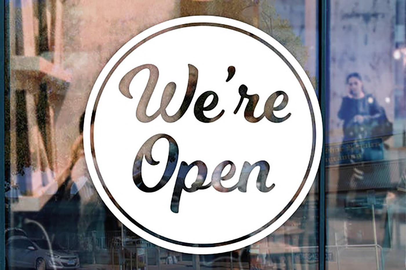 Open, Discounts & Offers