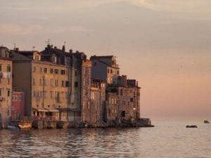 top 10 must places to visit in croatia and montenegro - Rovinj Old Town in Croatia