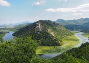 top 10 must places to visit in croatia and montenegro - Skadar Lake National Park - Montenegro