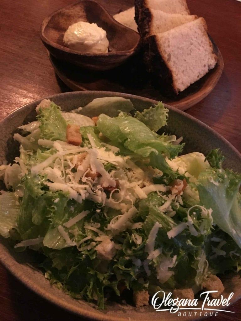 Maven - Caesar Salad