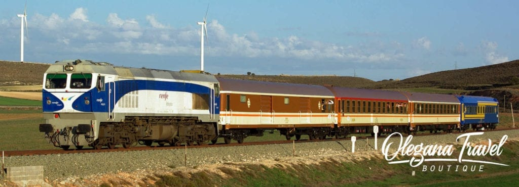 Renfe Madrid Train
