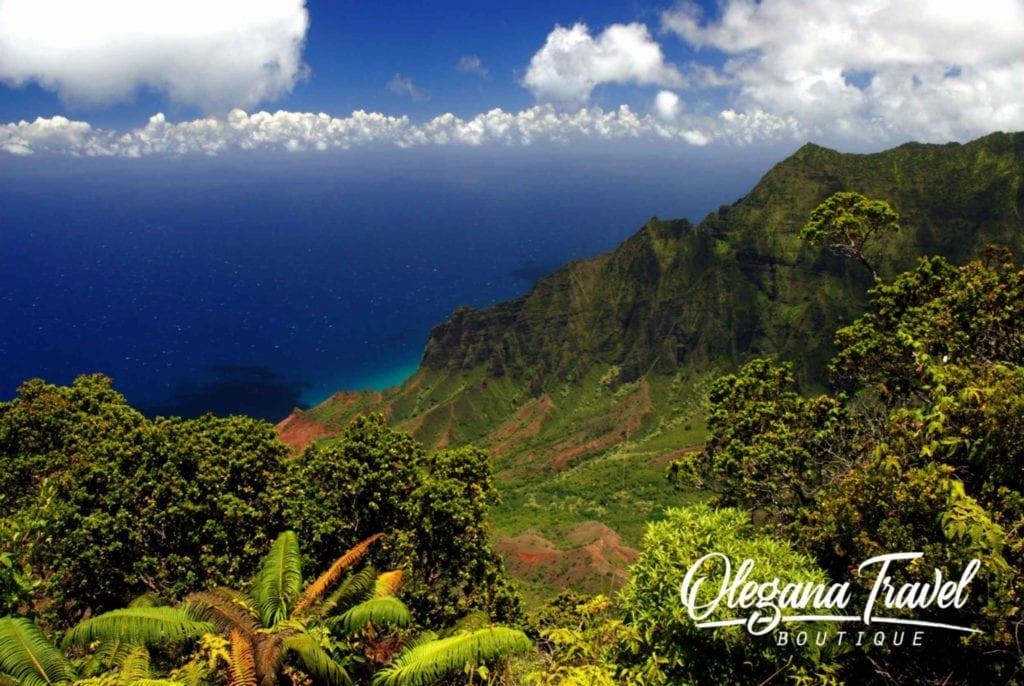 The best Hawaii Island for a Family Vacation, Napali Coast, Kauai, Hawaii