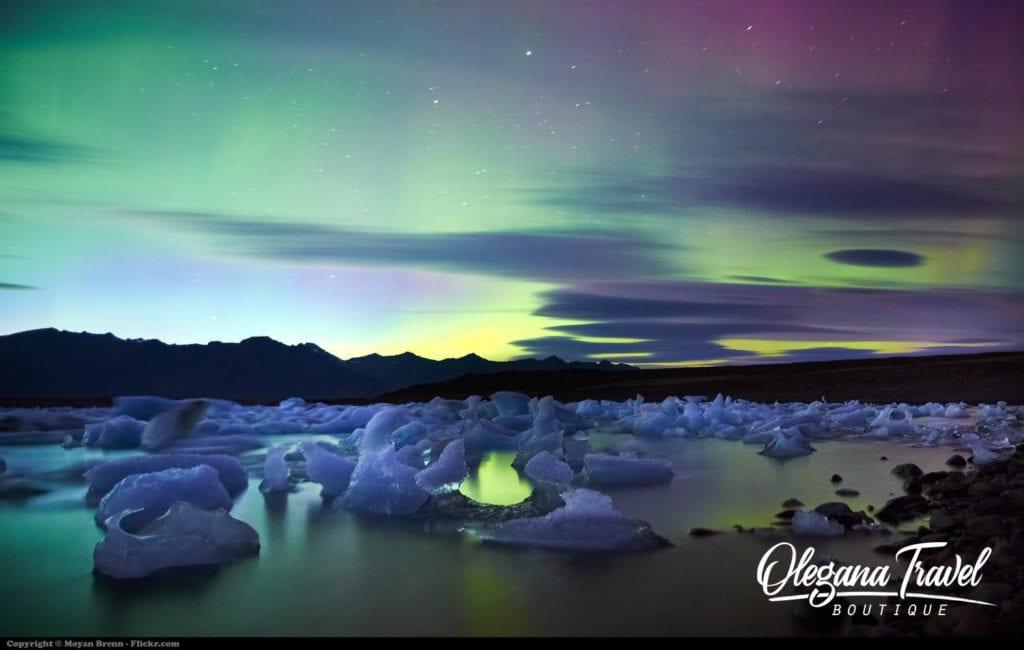 Northern lights in Iceland, Aurora Borealis