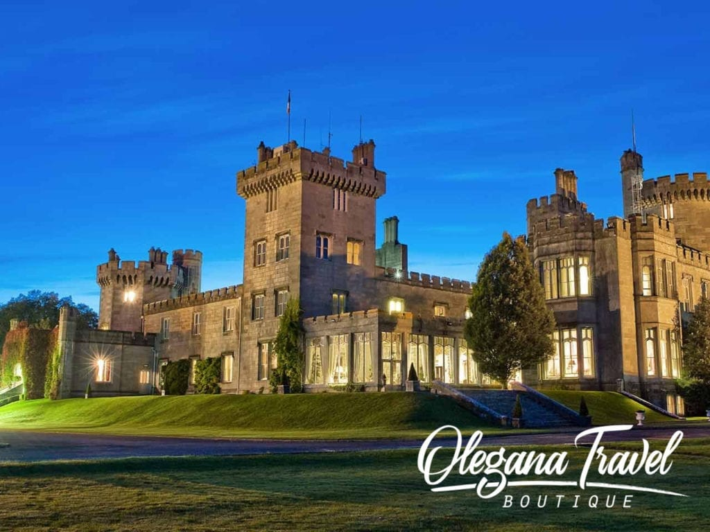 why ireland should be on your bucket list - Dromorland Castle