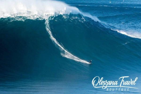 HUGE waves!