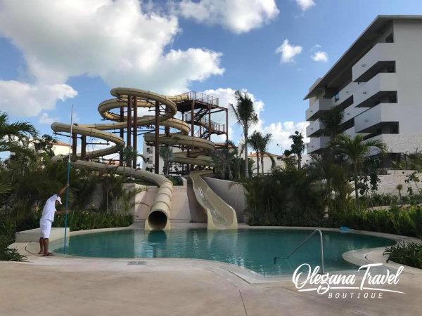 Dreams Playa Mujeres - Water Park