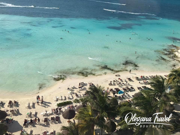 The Beach at Dreams Sands Cancun