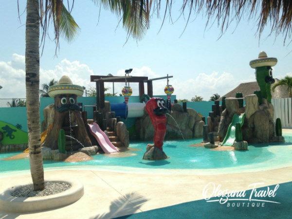 Finest Playa Mujeres Mini-Water Park