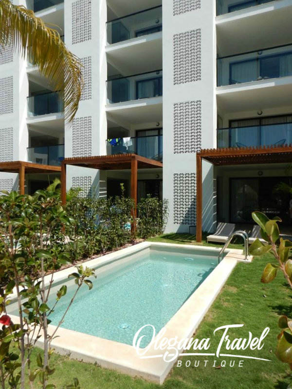Finest Playa Mujeres Private Pool Rooms