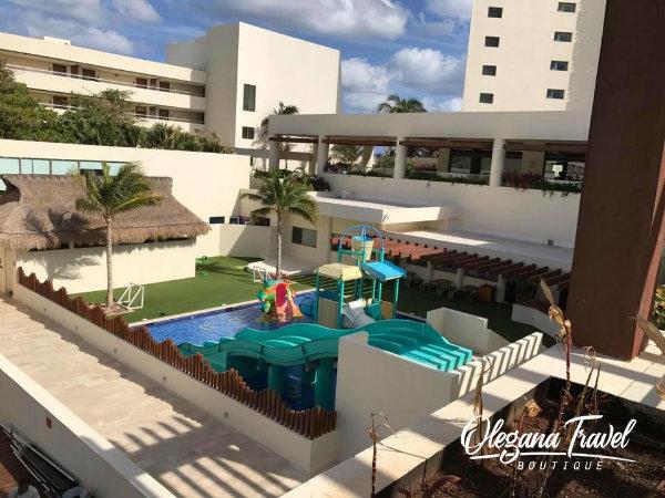 Hyatt Ziva Cancun Kids Club