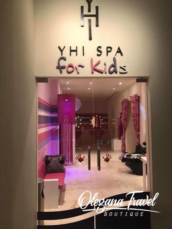 Paradisus Cancun Kids Spa