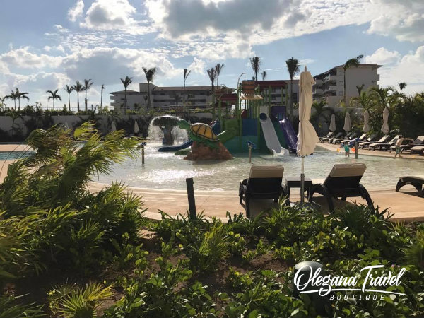 Dreams Playa Mujeres - Toddler Water Park