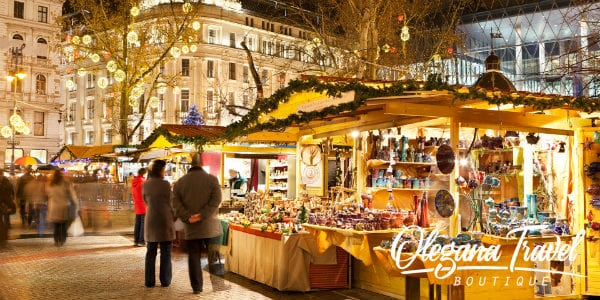 the Best Christmas Markets in Europe - Budapest Christmas Market
