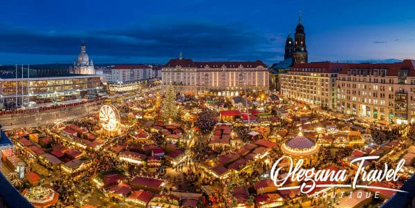 the Best Christmas Markets in Europe - Dresden Christmas Market