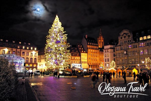 the Best Christmas Markets in Europe - Strasbourg Christmas Market