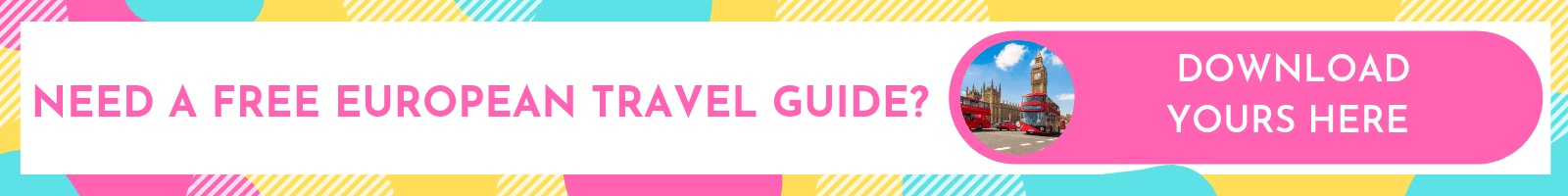 Free travel guide to Rome, Paris, London, Zurich and Amsterdam
