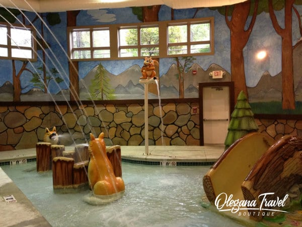 Woodloch - Toddler Area (in actuality it is about three times this size, but I don't have a photo of the rest)