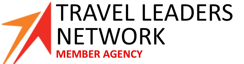 Logo indicating membership in Travel Leaders Network